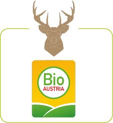 Bio Wildfleisch aus Prambachkirchen, Bezirk Eferding (Oberösterreich) - Markus und Bernadette Watzenböck - Zertifizierung - Bio Austria