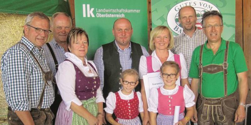 Bio Wildfleisch aus Prambachkirchen, Bezirk Eferding (Oberösterreich) - Markus und Bernadette Watzenböck - Über Uns 7
