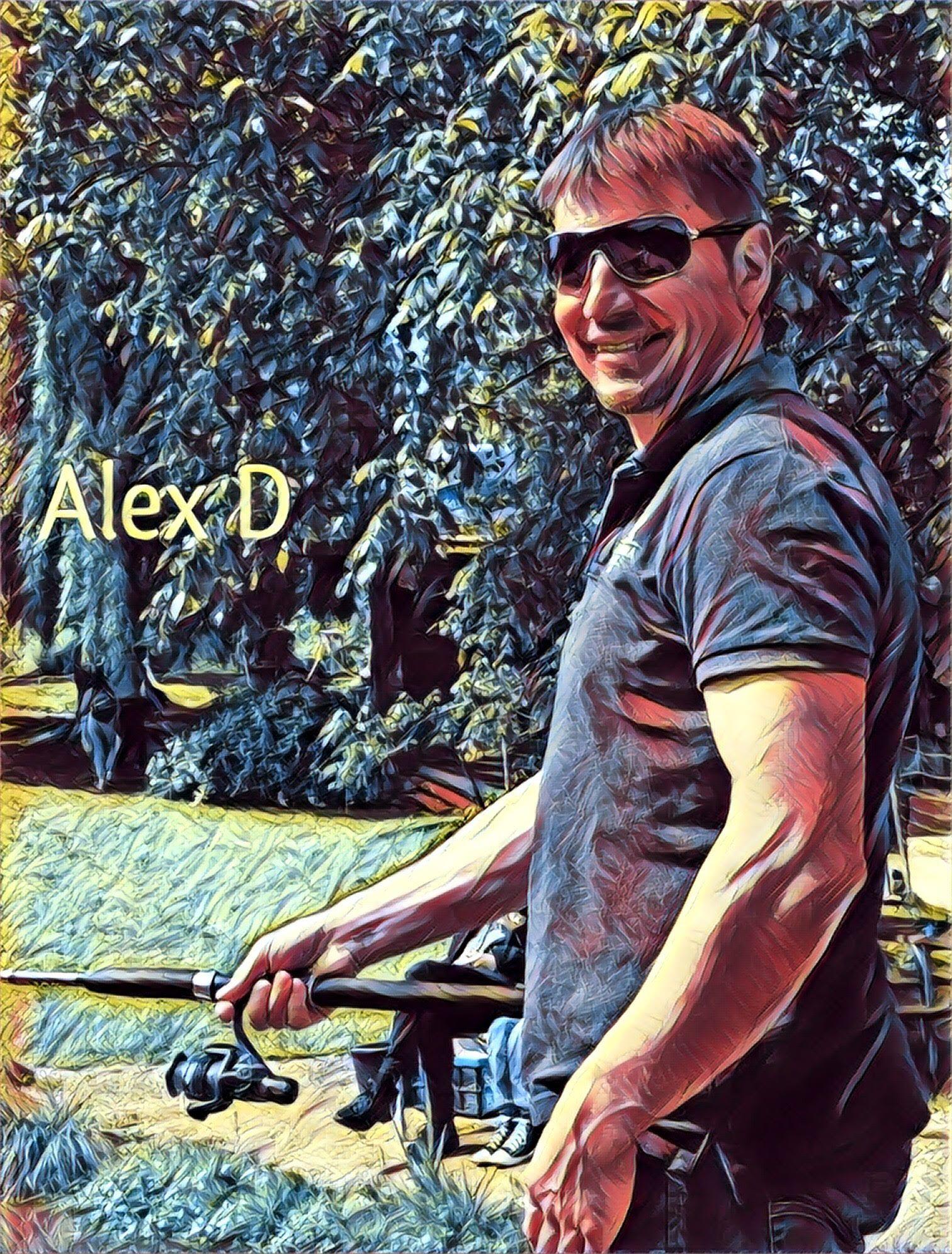 "Alex ""Lexu"" Dommann"
