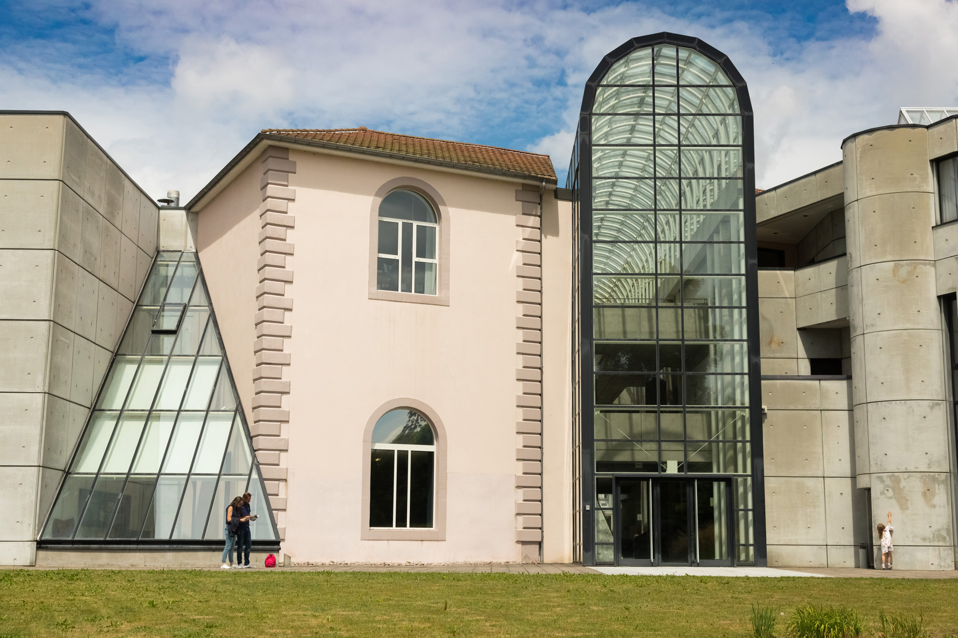Musée d'Art Ancien et Contemporain - © JF Hamard