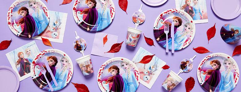 Frozen 2 Eiskönigin, Anna, Elsa Olaf