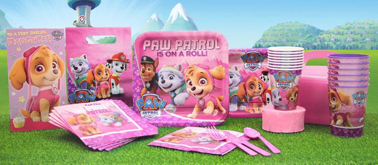 Pink Paw Patrol