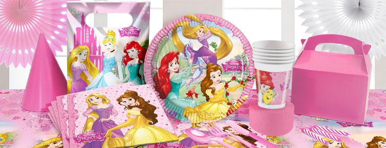 Disney Princess - Arielle, Rapunzel und Belle, Disney Prinzessinnen, Disney Prinzessin