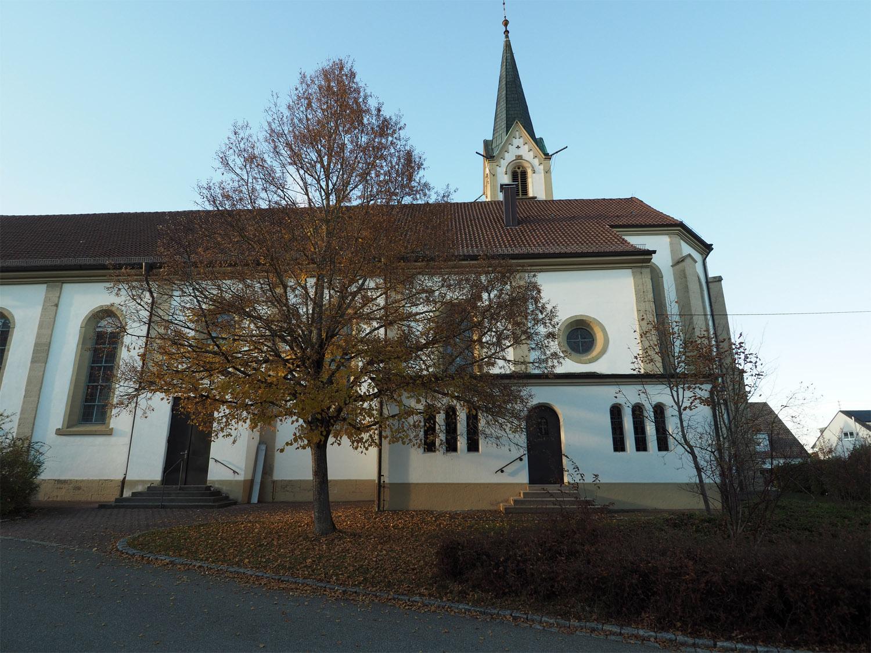 Katholische kirche villingendorf