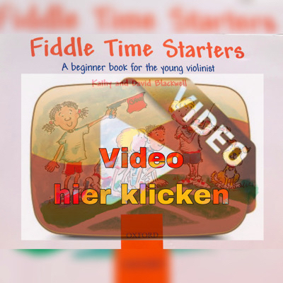 Video zu Fiddle Time Starters