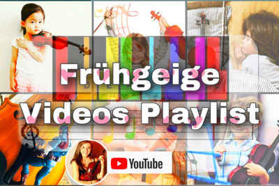 "alle Videos Playlist  NUR ""Frühgeige"""