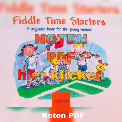 Noten Fiddle Time Starters