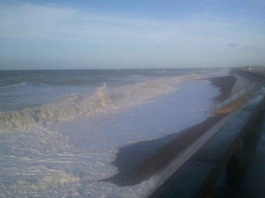 L'Esplanade plage -Nord