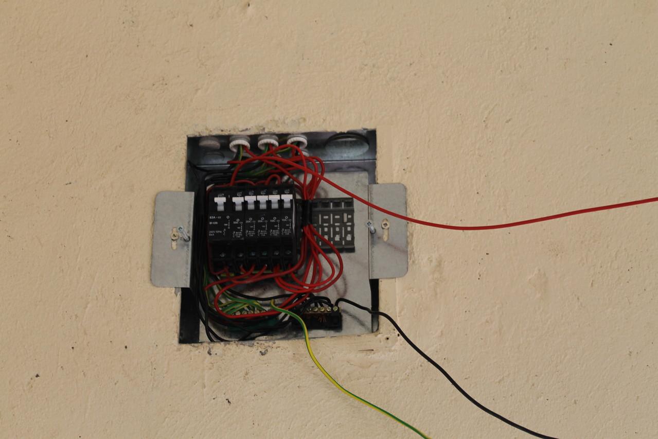 Stromverteilung