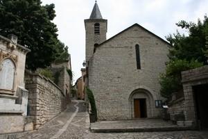 Eglise de Ste Enimie