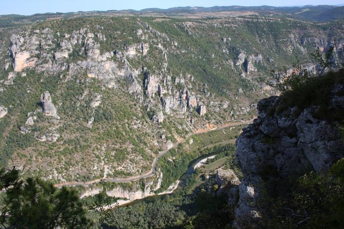 Un canyon exceptionnel