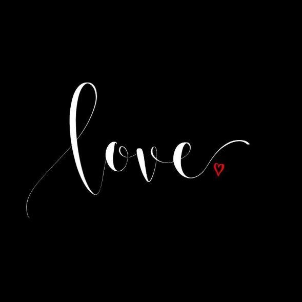 Letter Lovers halfapx - Handlettering love