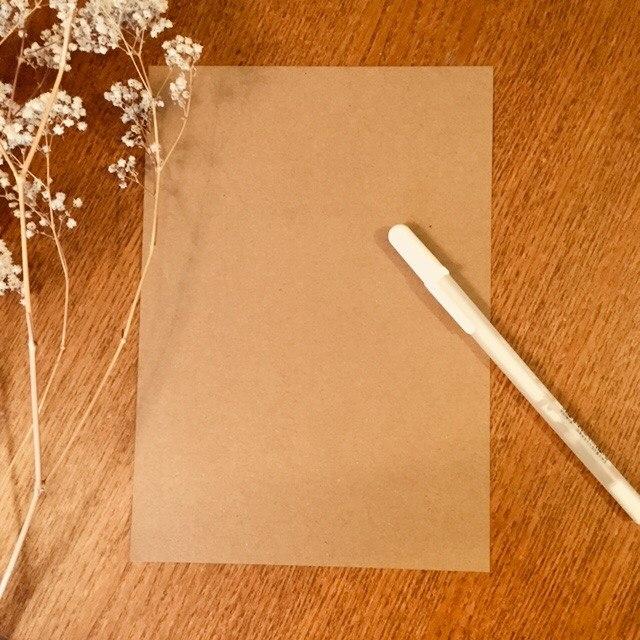 Lettering Anleitung für eine Musikmeditation - Papier und Stift