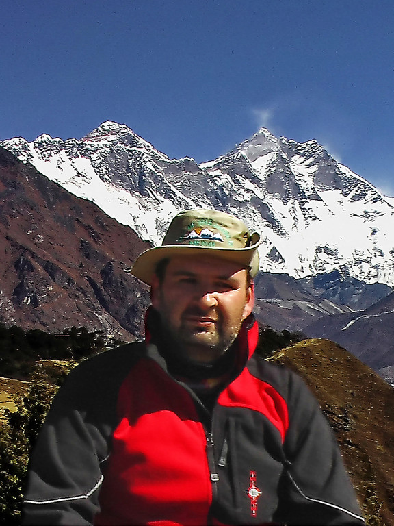 Nepal mit Everest