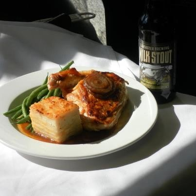 Lancaster County Beer Braised Organic Chicken