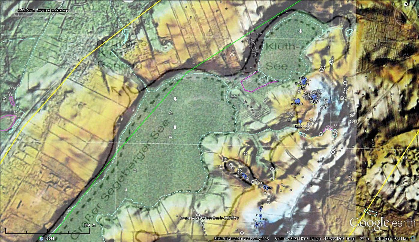 Postglaziales Seeufer