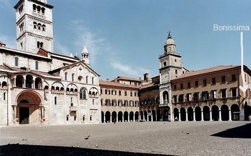 Piazza Grande e la Bonissima