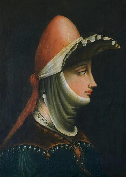 Matilde di Canossa, Il Parmigianino, immagine di pubblico dominio