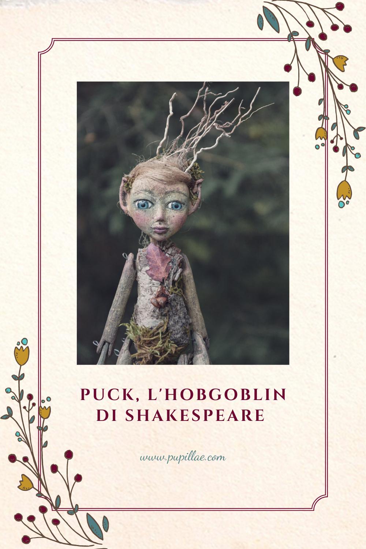 Puck, l'Hobgoblin di Shakespeare.