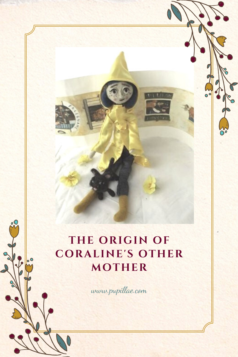 The origin of Coraline's other mother.