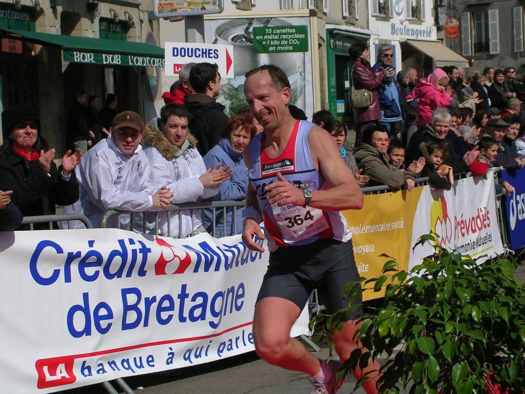 Arrivée Marathon du bout du monde