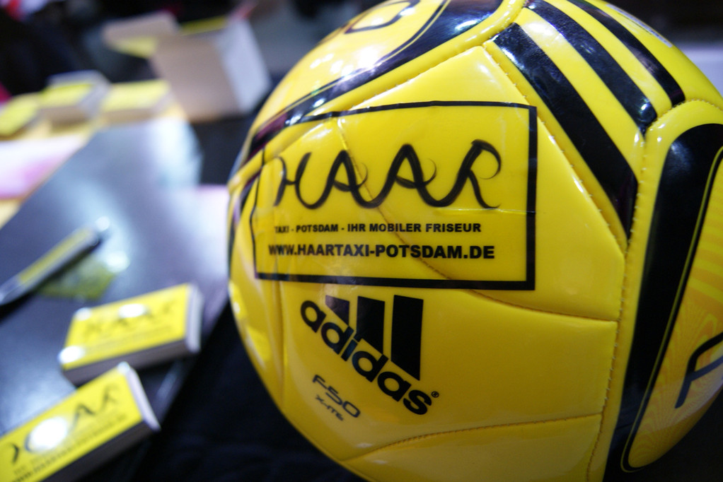 Adidas meets Haartaxi