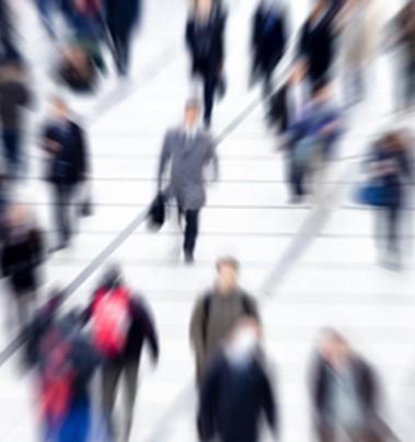 Personenfrequenz-Messung, Besucherfrequenz Messung, Besuchersteuerung