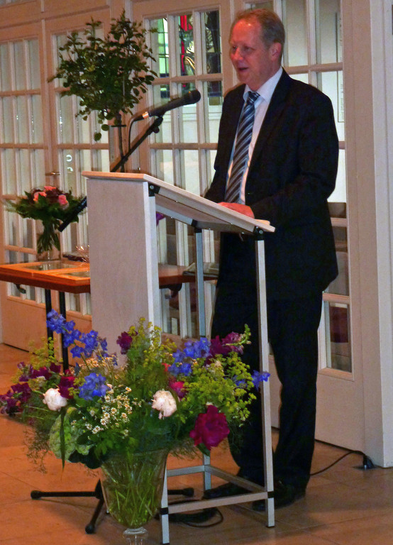 Stefan Schostock MdL kündiget eine Spende ungenannter Spender an