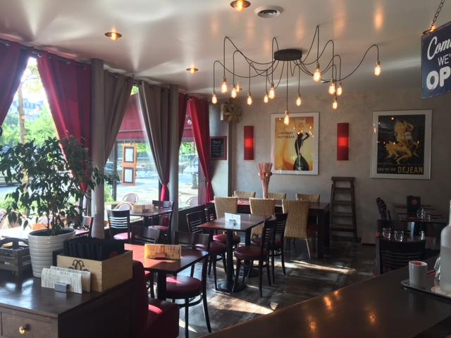 Restaurant groupe Paris