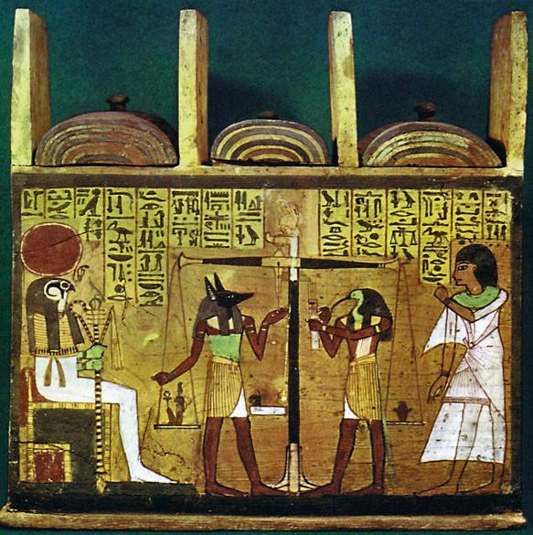 Arte egizia - artisticamente