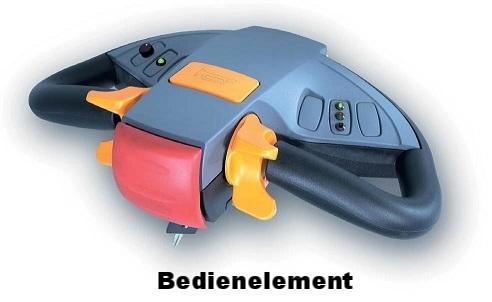 12 Bedienelement für Elektroantriebe