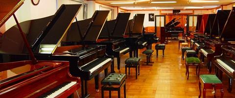 名古屋ピアノ調律センター店舗写真