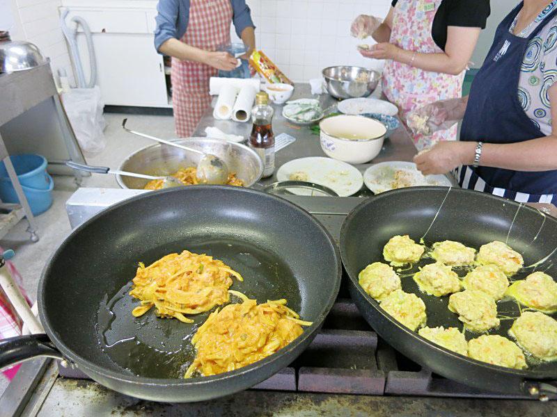 2015年6月 韓国料理教室