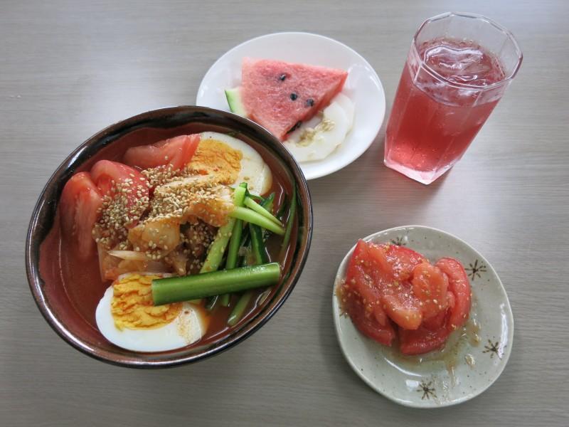 2015年 7月 韓国料理教室
