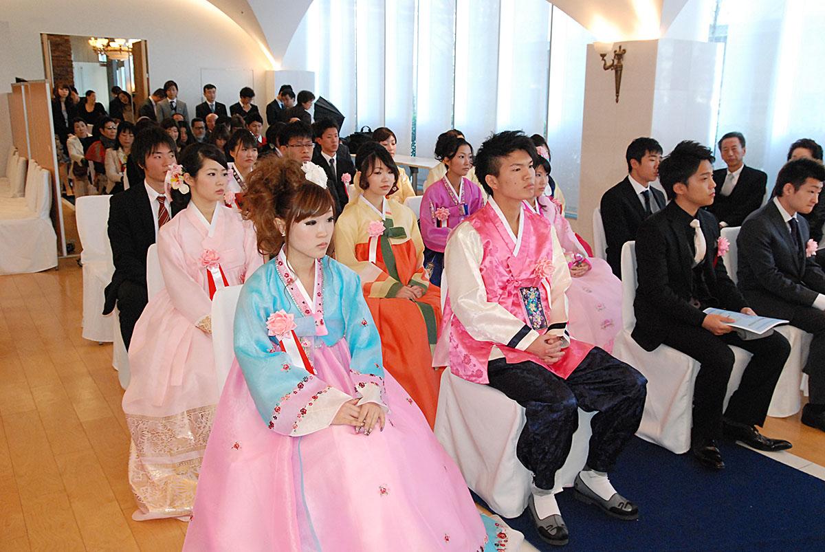 2013年 神奈川県韓国人成人式