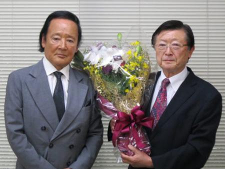 金時鐘 第13代目理事長 就任 神奈川韓国綜合教育院