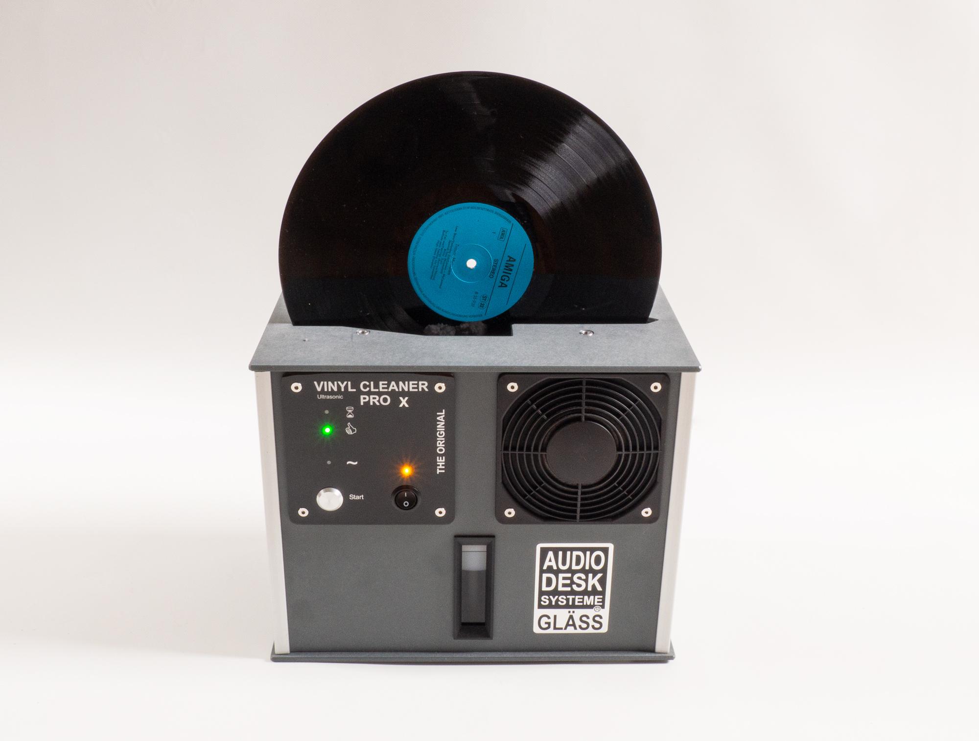 Gläss Vinyl Cleaner Pro X