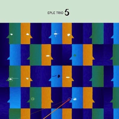 """Plattencover der Schallplatte """"Eple Trio - 5"""""""