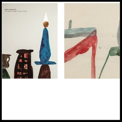 Plattencover zur LP Kjetil Mulelid Trio - Not Nearly Enough To Buy A House