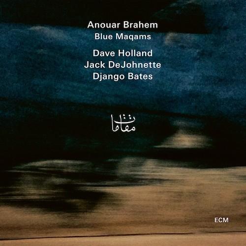 Das Plattencover zu Anouar Brahem - Blue Maqams Vinyl ECM2580