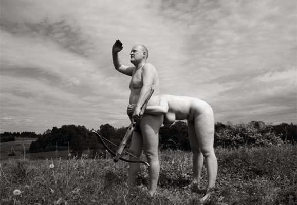 Sagitarius | toned photo | 60x42 cm | 2006