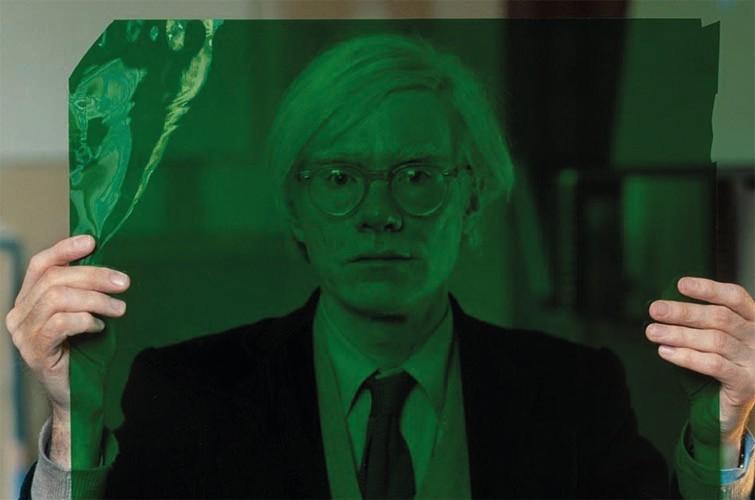 Warhole green | Pigmentdruck | 90x60 cm | 1981 | New York