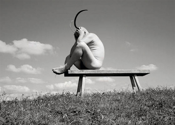 Aries | toned photo | 42x30 cm | 2006