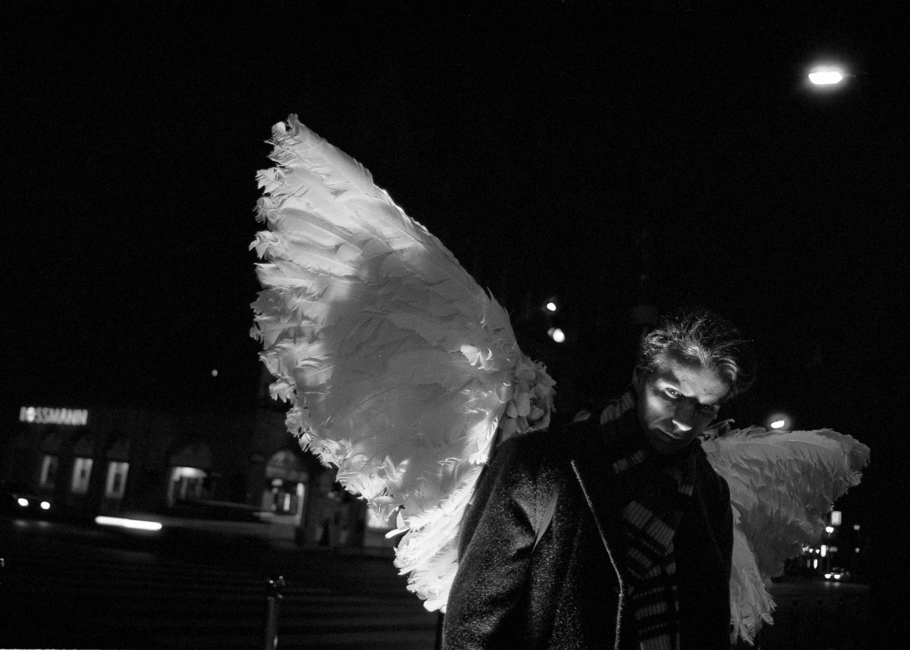 """from series: """"In October the Angels"""" 