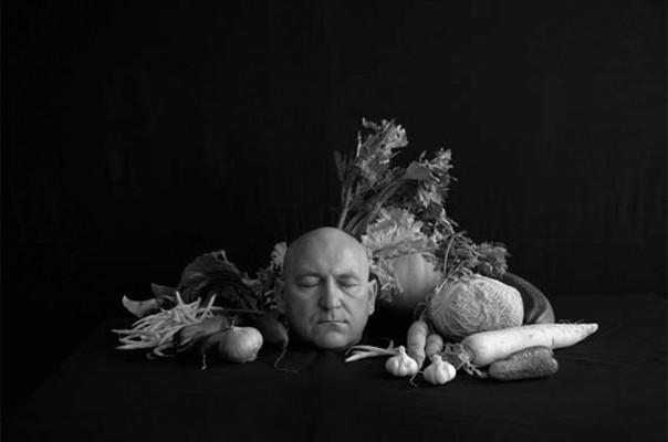 Still-life No 1 | black and white photograph | 80x120 | 2011