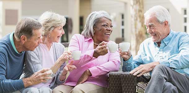Personnes âgées : Les Bienfaits du Thé