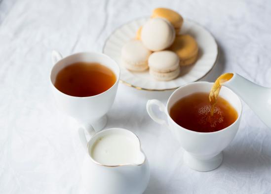 thé et tisane pour remonter le moral !