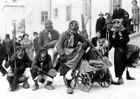 Hexengruppe 1950er