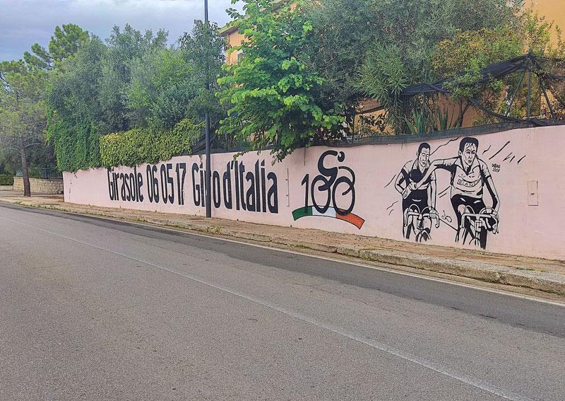 Giro d'Italia, anyone?