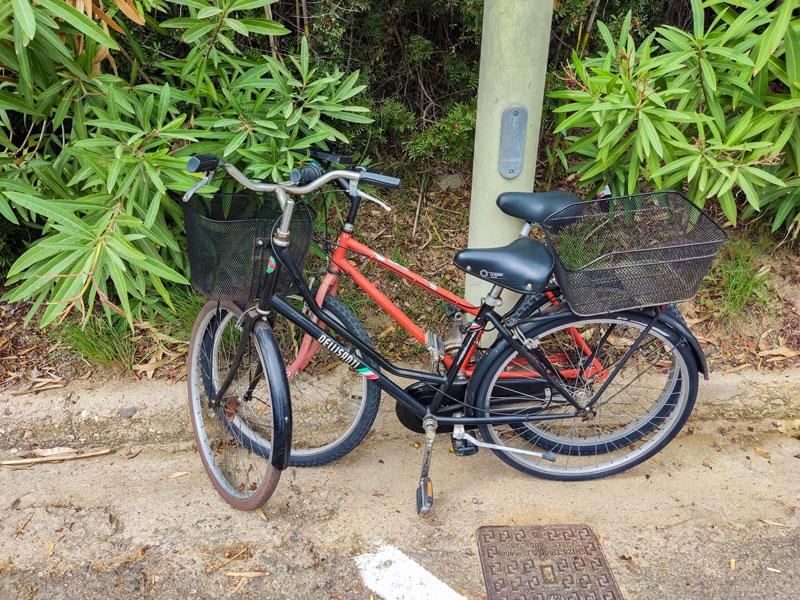 Onze fietsen, dan lukt het jou toch ook?